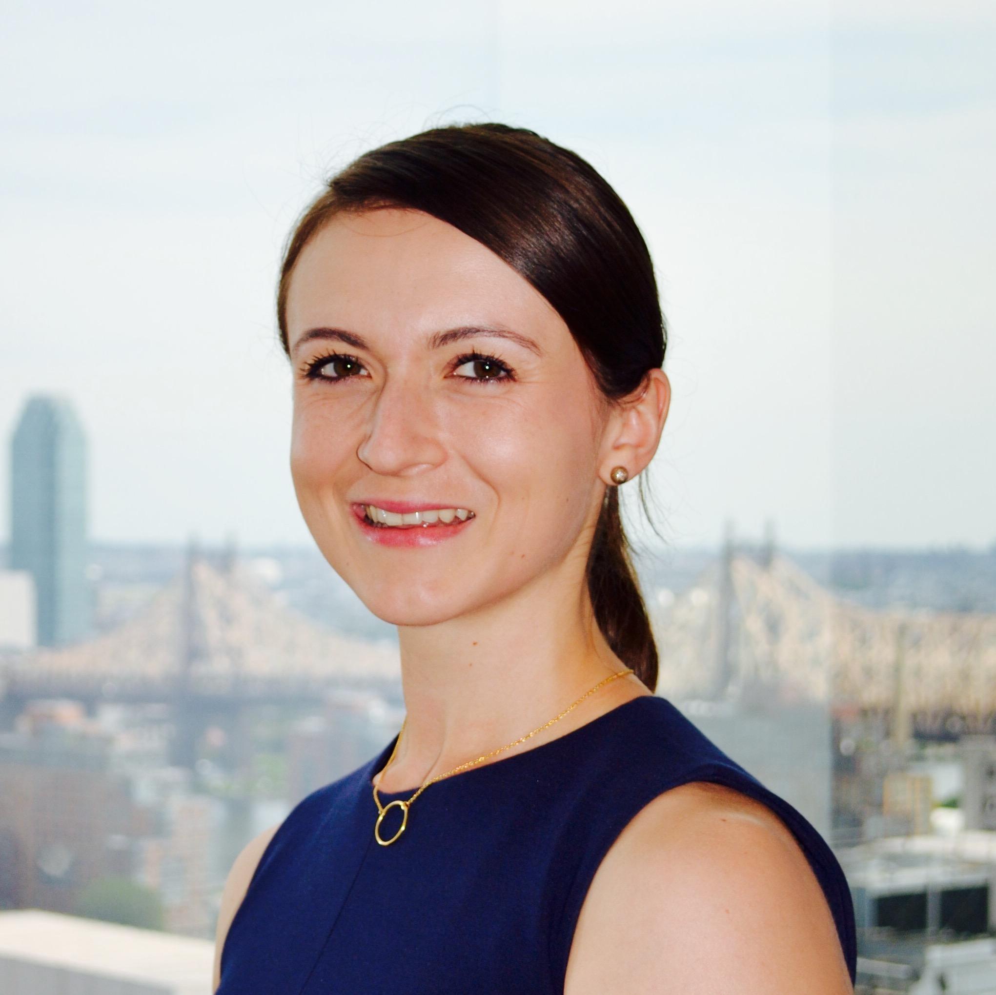 Maria Kryza-Lacombe PhD Student