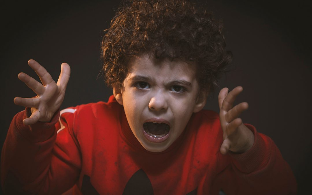 Red Flag: Childhood Irritability Could Signal Future Problems